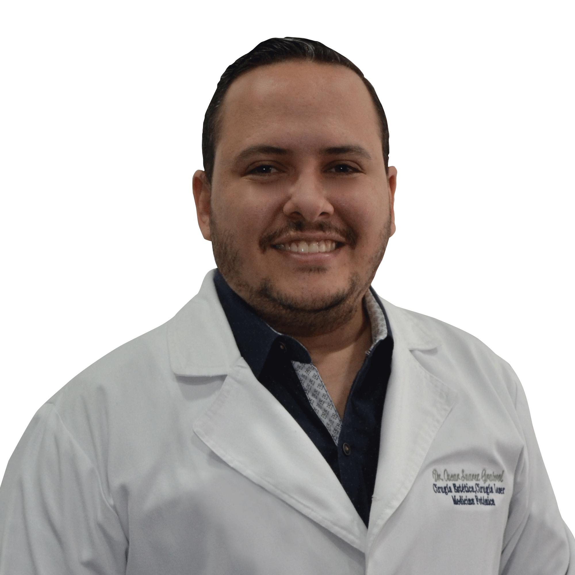 Dr. Oscar Suárez Graterol